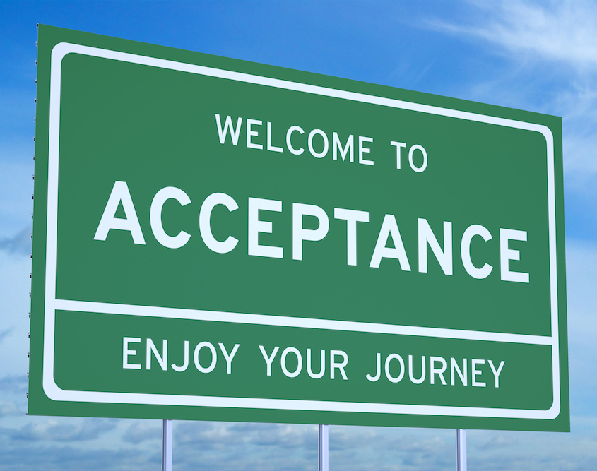 acceptance blog