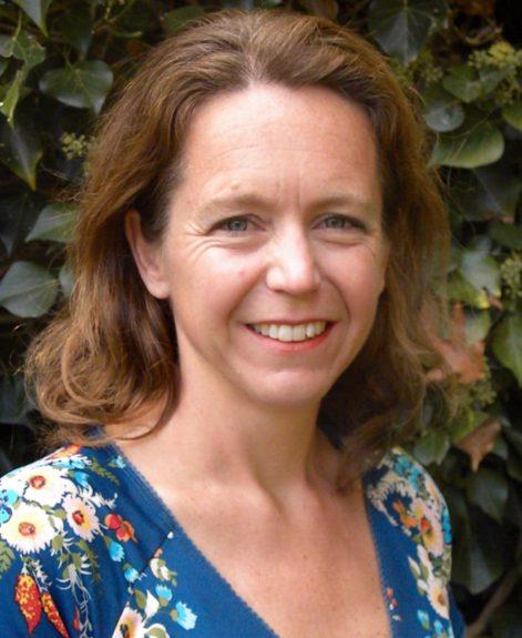 CSR-coach Merel Veen