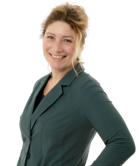 CSR-coach Lorien Hooijer