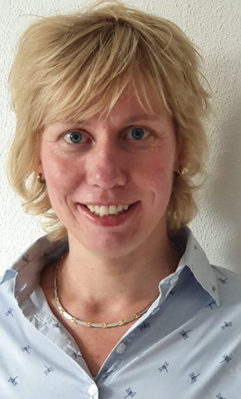 CSR-coach Irene Miltenburg