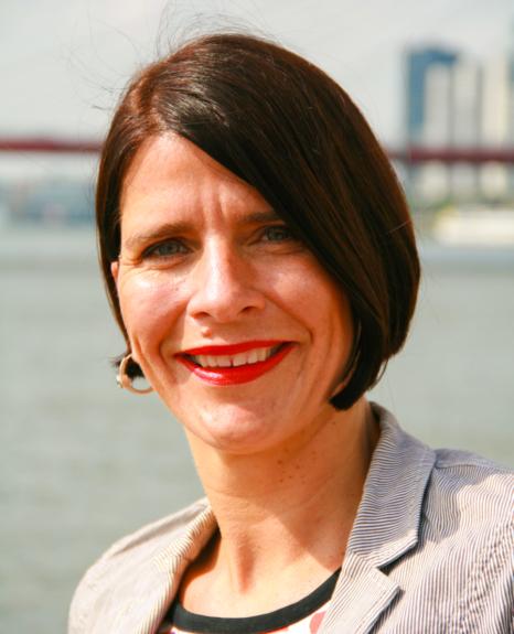 CSR-coach Arianne Kooijmans