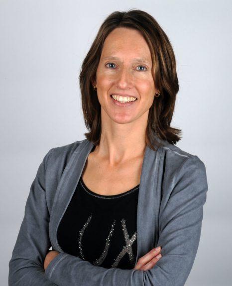 CSR-coach Mariska Groenenboom